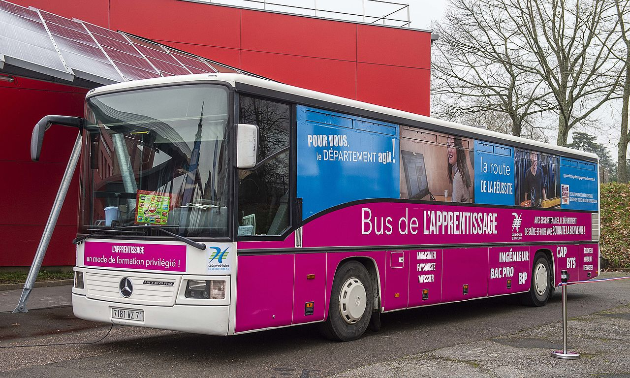 bus de l u0026 39 apprentissage 2019